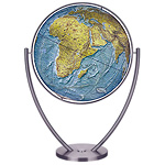 Sehr Große Globen ansehen