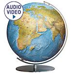 Interaktive Globen und Karten ansehen