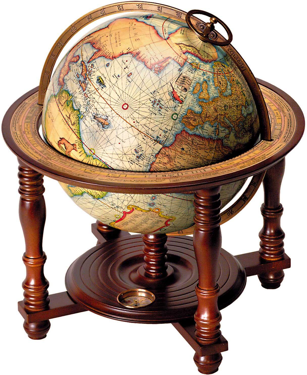 globus antik mercator von 1541 reproduktion oder alter globus. Black Bedroom Furniture Sets. Home Design Ideas