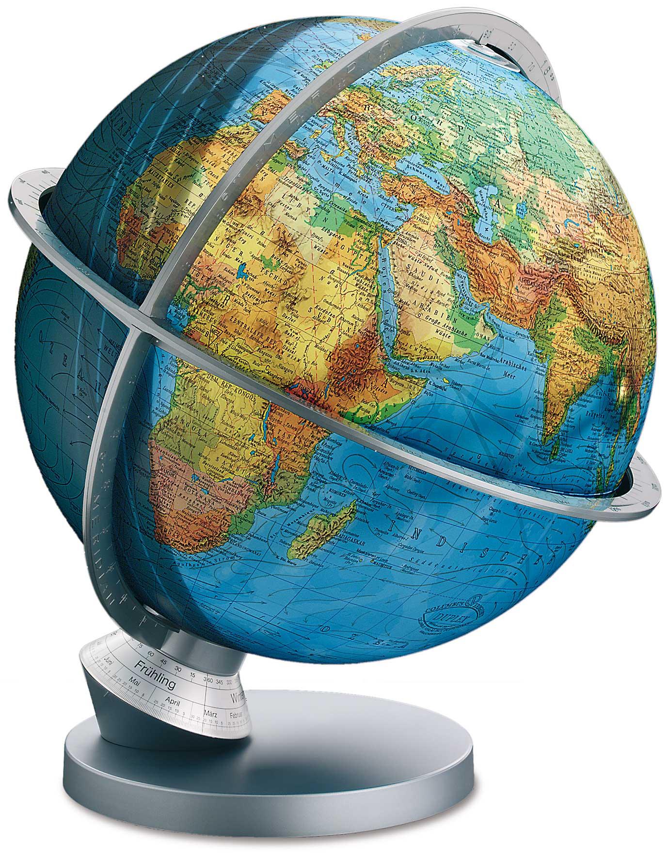 Columbus globus