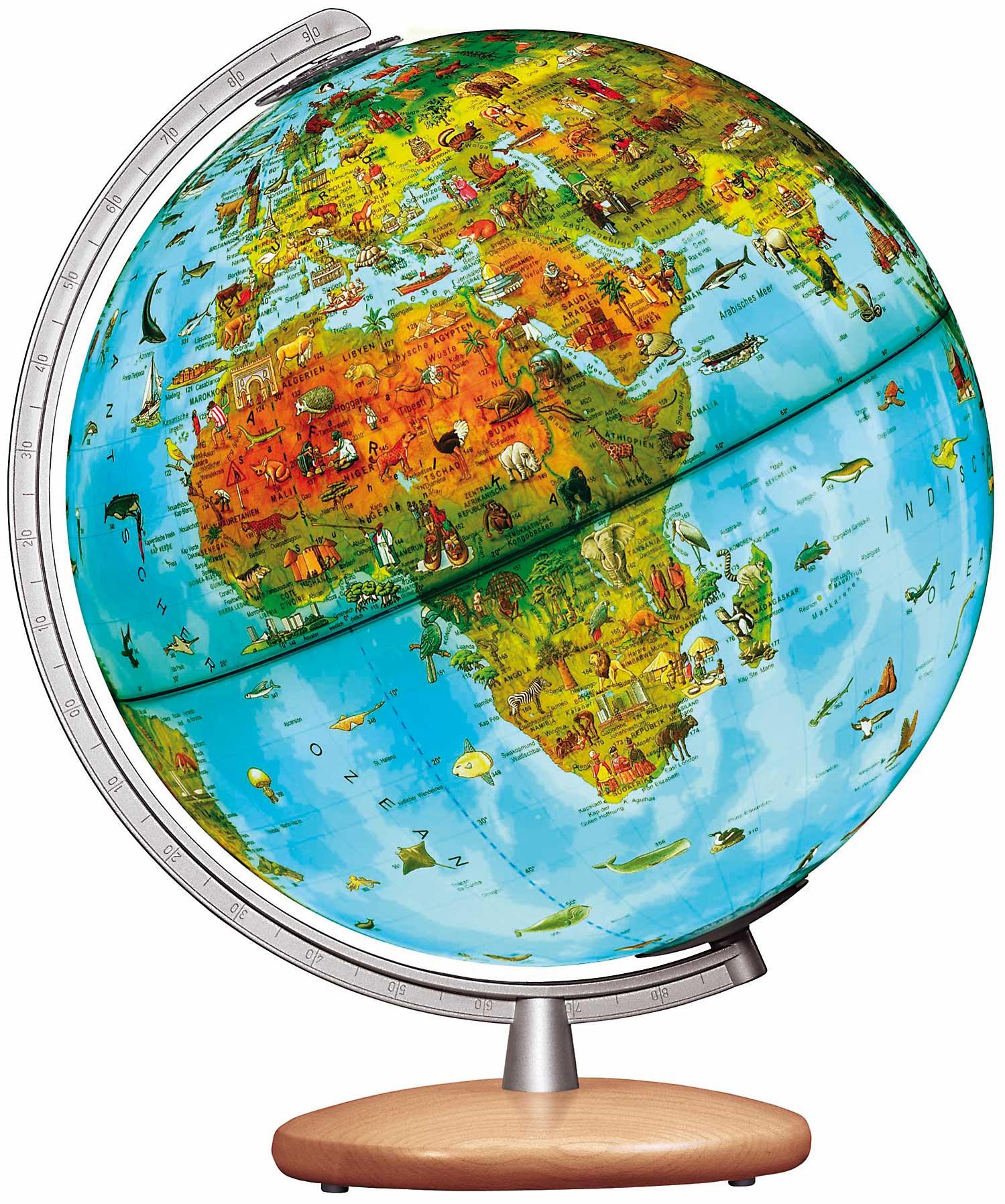ravensburger globus
